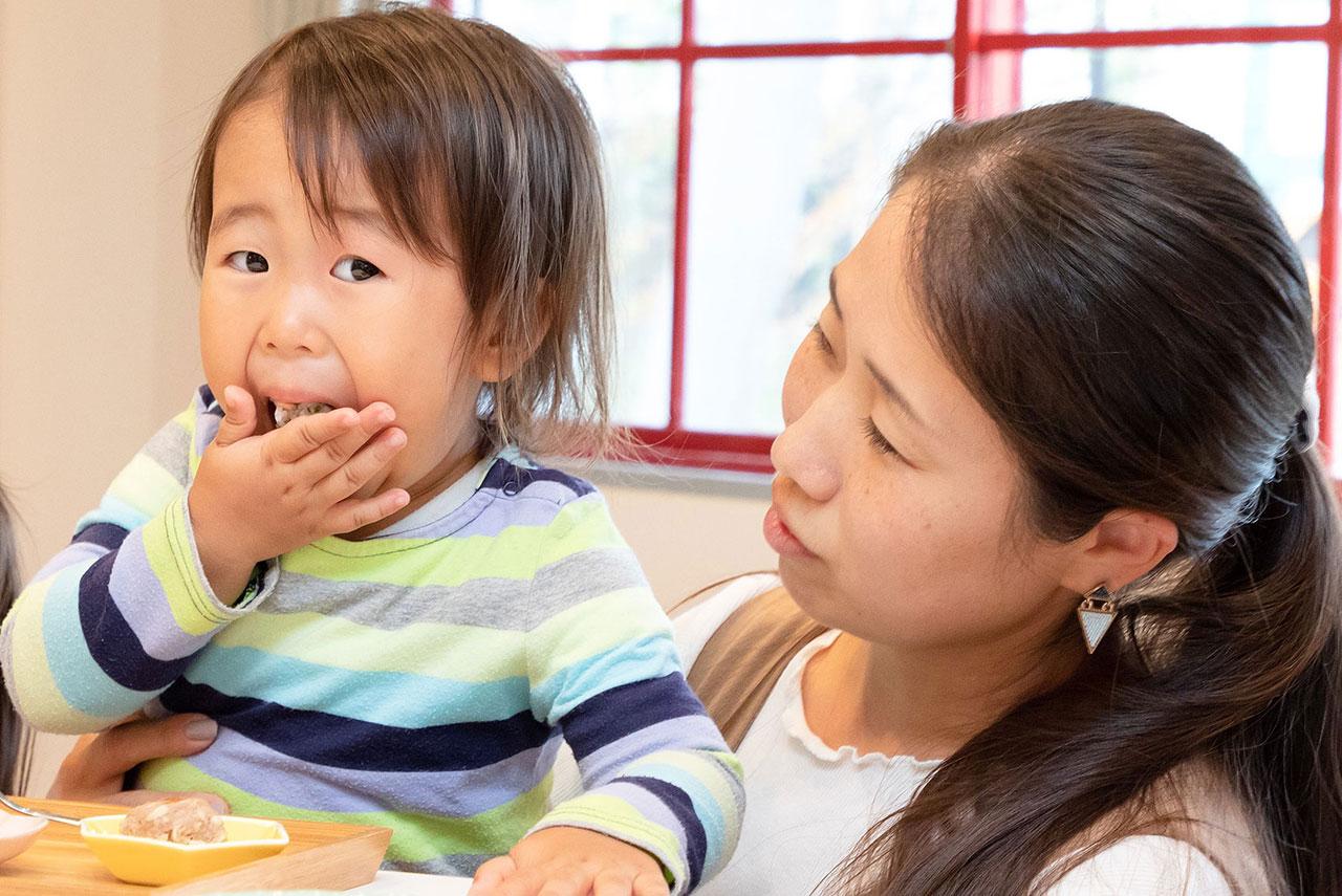 もぐもぐ子どもごはん相談室 子どもごはんクラス(幼児食講座)