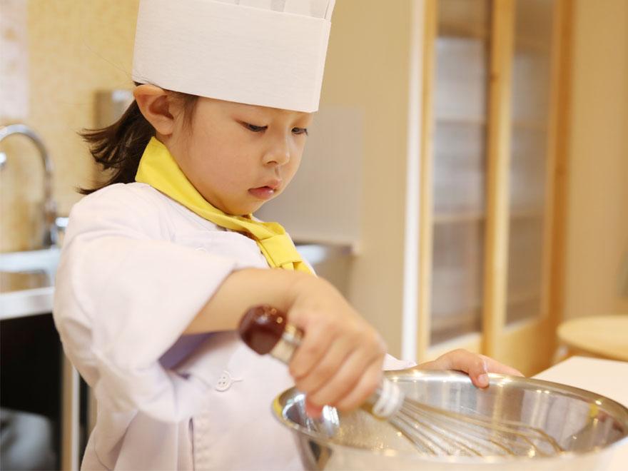 もぐもぐ子ども調理室