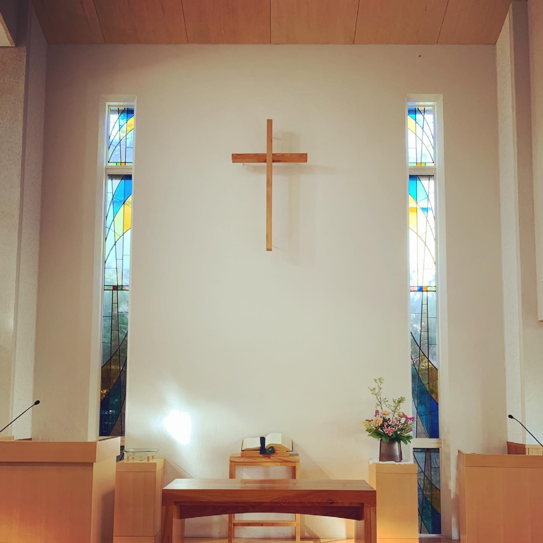 教会幼稚園‗礼拝堂